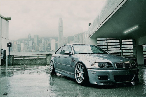 photofinish:  cartastic: BMW M3 (via e46)