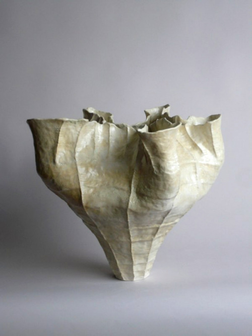 Young Mi Kim: Ceramic Vessel #7