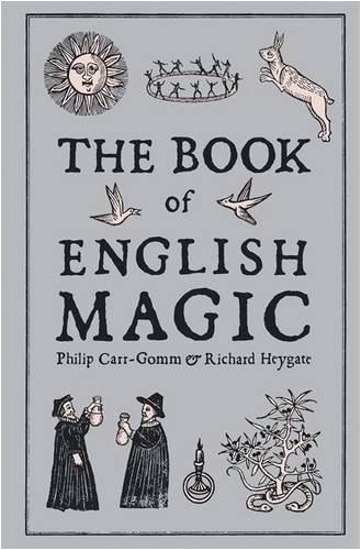 coverspy:  Book of English Magic, Carr-Gomm and Heygate (M, 30s, duffel coat, fingerless gloves, jotting notes, F train) http://bit.ly/gruq8A  Find the bunny.