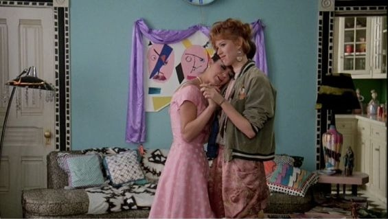 Annie Potts & Molly RIngwald