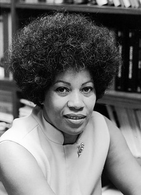 Happy 80th Birthday Toni Morrison!!!