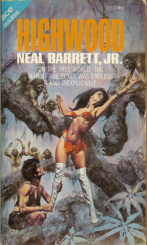 Sci-fi cover art. The good, the bad, the totally bizarre.