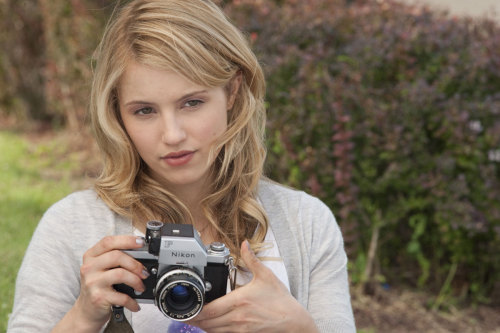 As for her real-life romance with [Alex] Pettyfer, whom director D.J Caruso ...