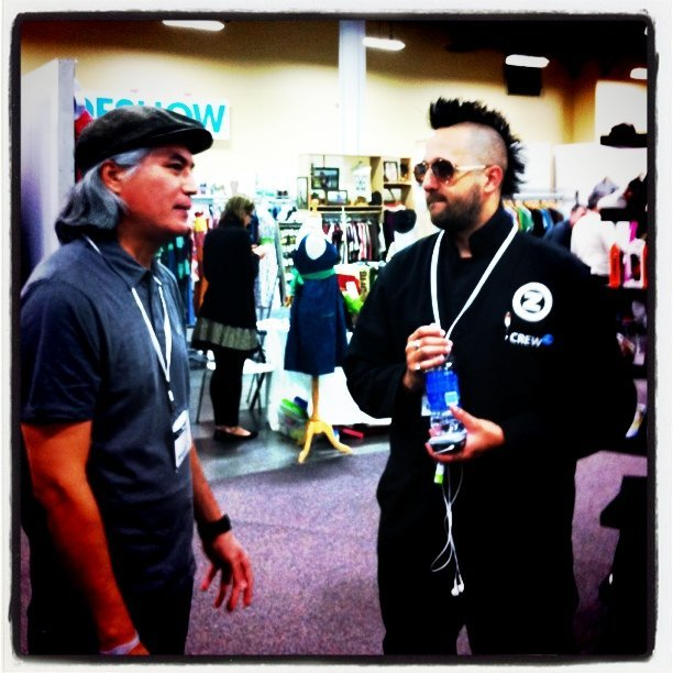 #pool #pooltradeshow #lasvegas #Zazzle #andyhowell  (Taken with instagram)