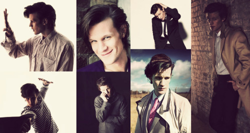 "Matt Smith as Rodger ""Dodge"" Andrews/Bellerophon"