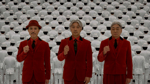 Glico - ''Everybody Pocky'' by Yellow Magic Orchestra ''RYDEEN''