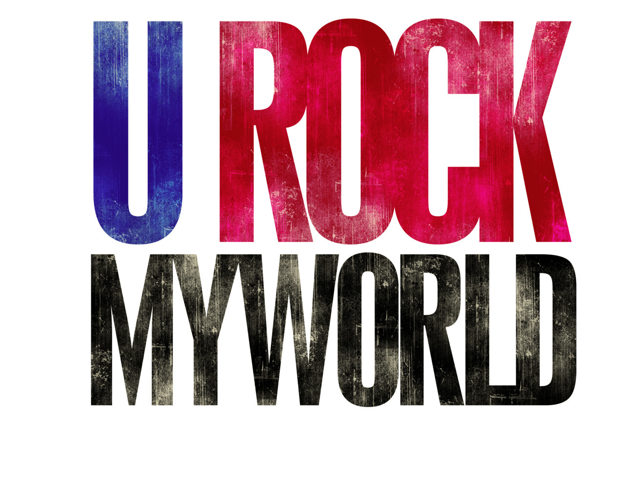U Rock Just sayin'…