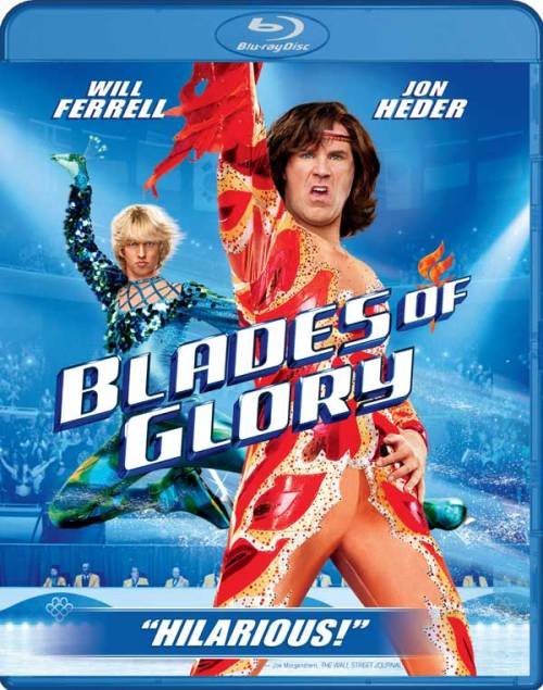 I forgot how good blades of glory was!! Thank you BBC3 for reminding me :)