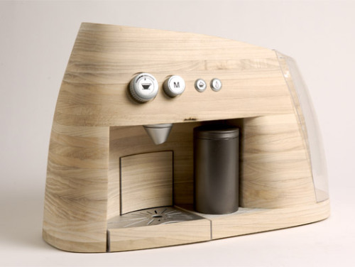 Linje Espresso maker. From Moco Design.