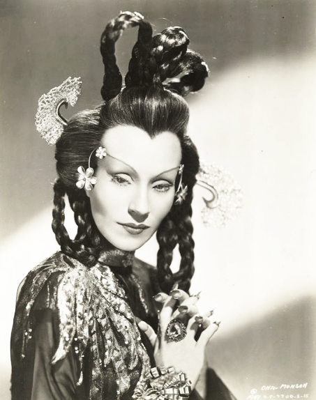 "Ona Munson in ""The Shanghai Gesture"" 1941"