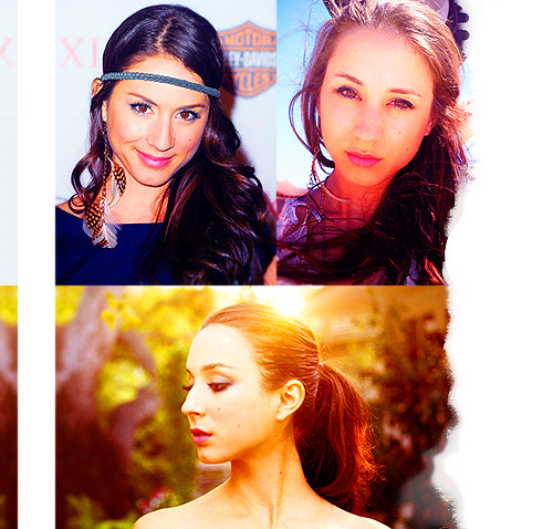 top 3 pictures of: troian bellisario | asked by cohenisms