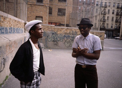 Fab 5 Freddy & Grandmaster Flash