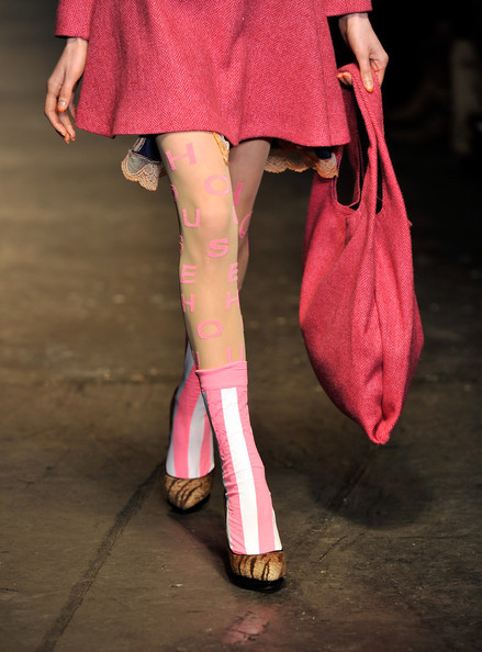 carissagold:  House of Holland - F/W '11 - Detail