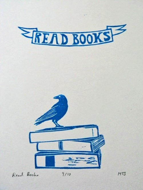 Read books.