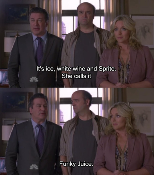 30 Rock - She calls it…Funky Juice - S5E15 Captured Captions