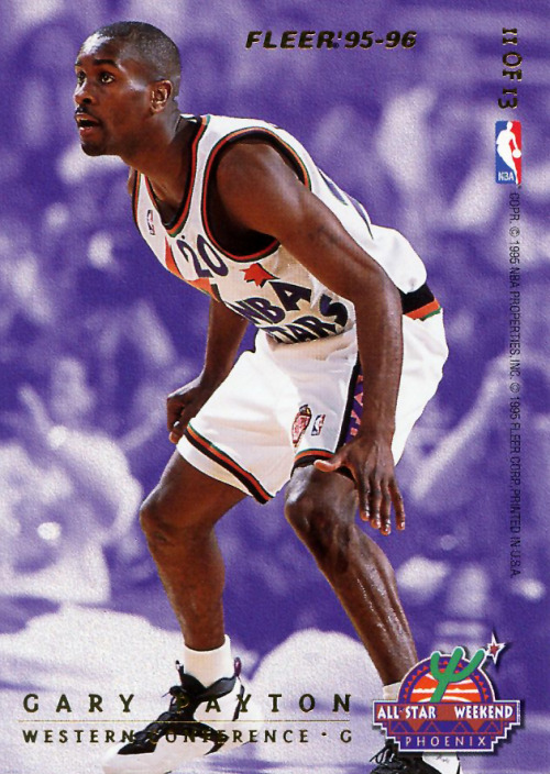 Gary Payton - Nike Air Go LWP 1995 All Star Game