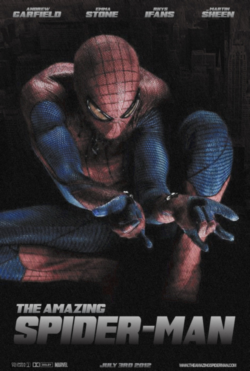 The Amazing Spider-Man Made and submitted by Brenton Powell