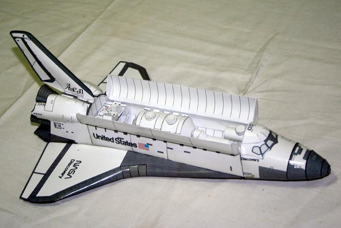 space shuttle advantages research papers