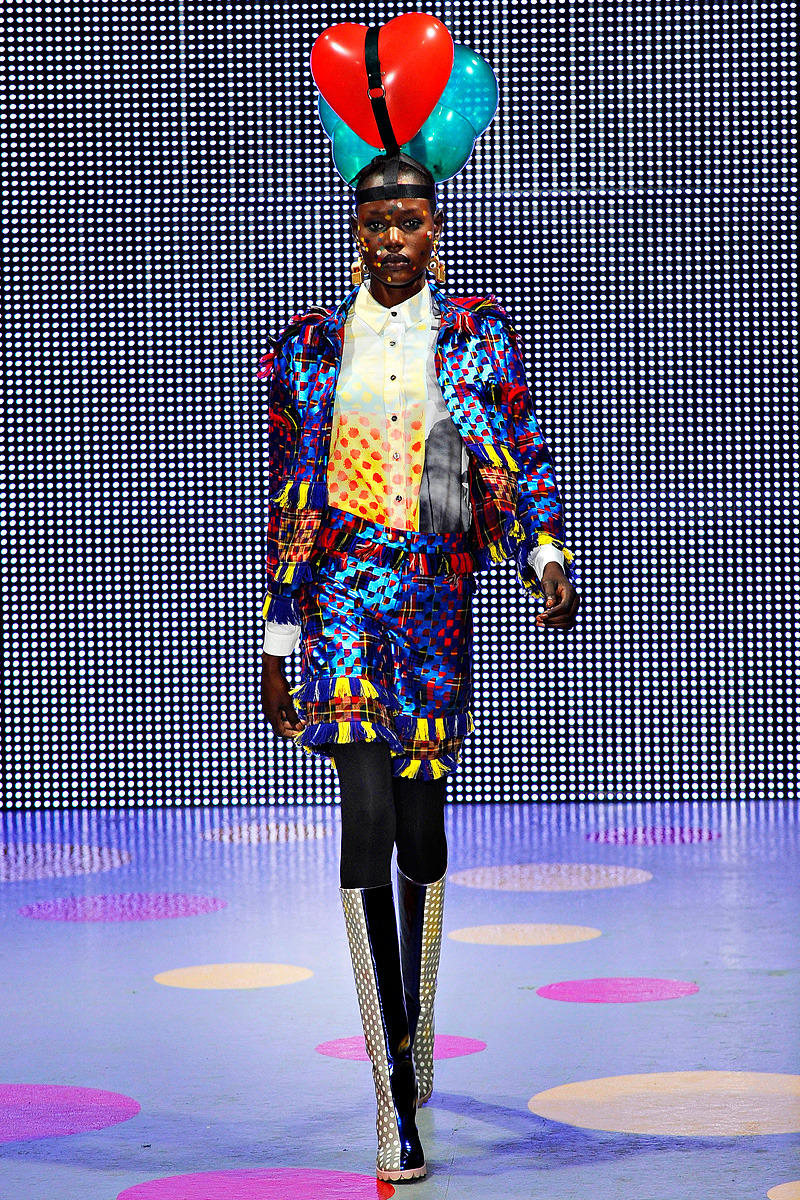 Louise Gray Fall 2011 Photo: Marcio Madeira/firstVIEWVisit Vogue.com for the full collection and review.