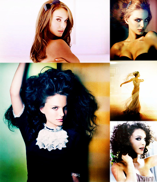 sundaystorms:  Top 5 Natalie Portman (photoshoots) pictures  ↦ asked by thefinalriot and mariongnd