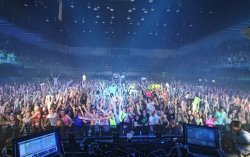 Bassnectar Family Photo, Asheville Civic Center, Saturday February 19th.