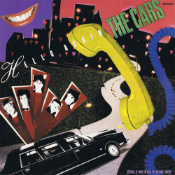 80srecordparty:  Hello Again The CarsElektra Records/Germany (1984) 1) Hello Again (Remix Version)2) Hello Again (Dub Version)3) Hello Again (LP Version)