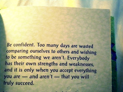 muscular-grace:  I needed to read this. Kind of a low confidence day for me….damn painting studio.