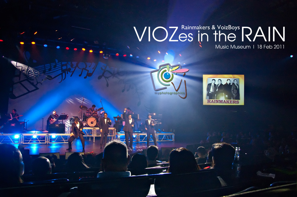 VOIZes in the RAINA VJP TeaserFeaturing The Rainmakers & VoizBoysMusic Museum | 18 Feb 2011With special guests: Janet Basco, Tuesday Vargas and Rep. Lani Mercado