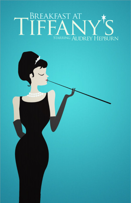 Breakfast at Tiffany's by amysong