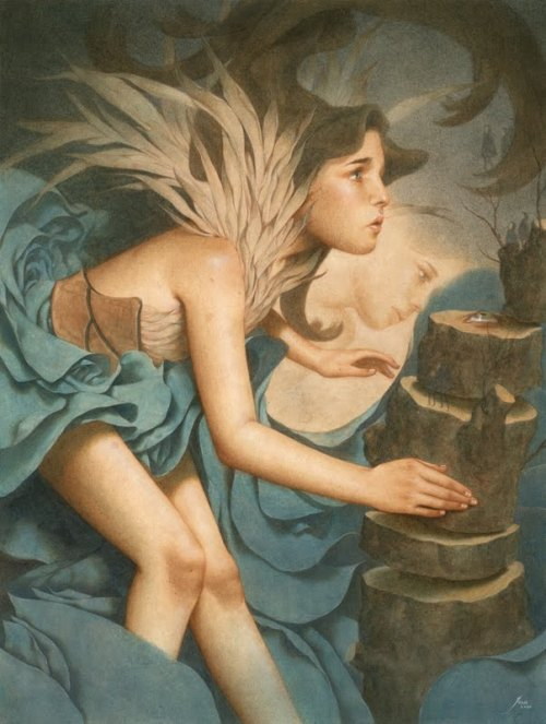 Tran Nguyen, And Our World Came Tumbling After