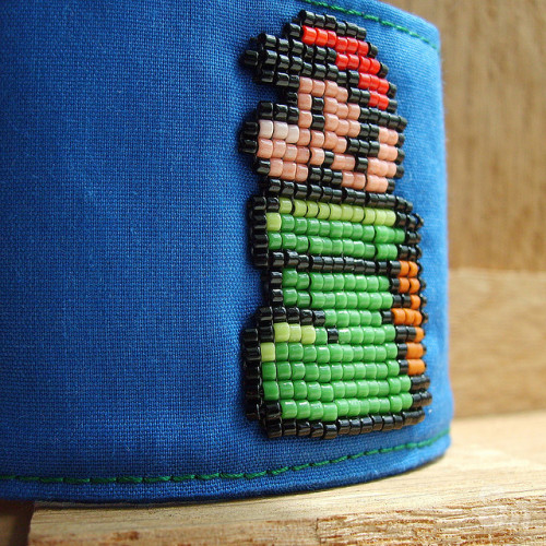 mario cuff (by essemde)