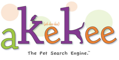 aKeKee.com – The (first) Pet Search Engine.™ logo: Chris Wilson