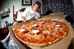 I want this pizza so bad right now!
