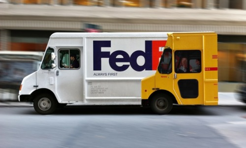 "Sick burn laughingsquid:  FedEx ""Always First"" Ad Concept"