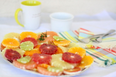 Golubka: A Welcome Home Brunch: Celebrating Sunshine and the Citrus Season