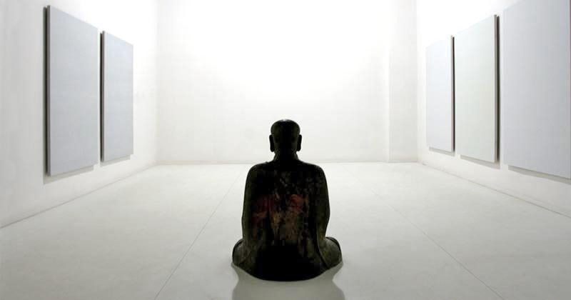 Roman Opałka, White Works, installation from the Artempo exhibition, 2007 as seen in the Spring 2011 issue of Buddhadharma: The Practitioner's Quarterly. Thank you, sharanam.