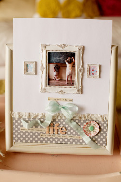 writeclickscrapbook:  Home Decor inspired scrapbooking: Week 3 | Ella Publishing Co.