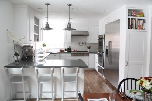 Kitchen Remodel | White Kitchen | Two Peas and Their Pod