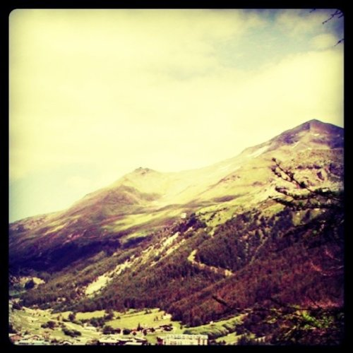 Val d'isere, French Alps (Taken with instagram)