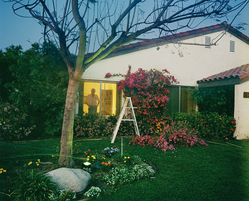 Larry Sultan, Los Angeles, Early Evening, 1986