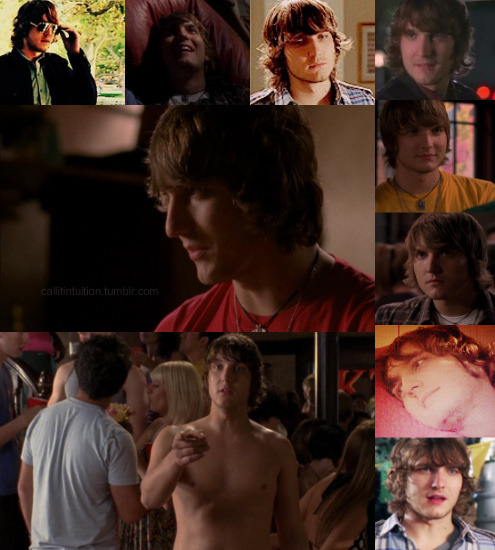 "Top 20 Male Television Characters in Order 9. Cappie (Greek) Portrayed by: Scott Michael Foster ""You know what? Maybe in some parallel universe you are.  William James is this American philosopher, he calls this a multiverse.   It's basically parallel realities that make up all consumable possibilities.  So, somewhere I am Ironman."""