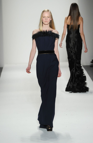 Check out Mercedes-Benz New York Fashion Week - Tadashi Shoji Fall 2011 Collection