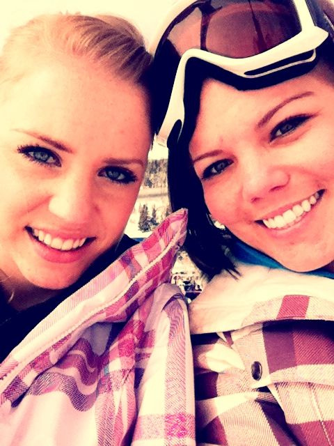 Successful day on the mountain. LiveLaughLove.