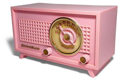 "Standard Electric ""Virtuose"" radio model 1050-4, 1950s"