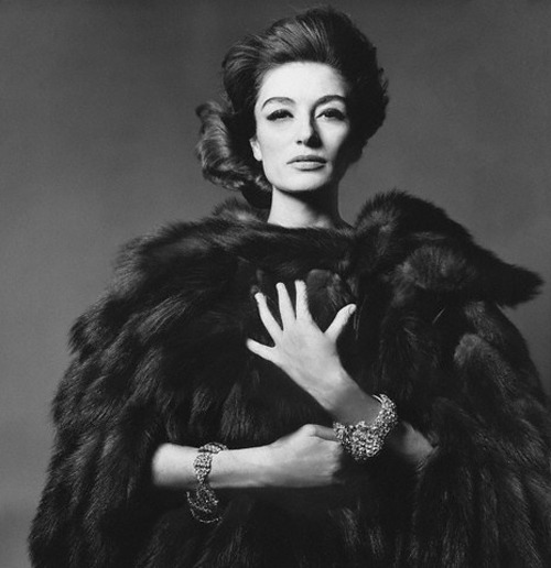 uniquenessbyaf:  via theimpossiblecool: Ms. Anouk Aimee