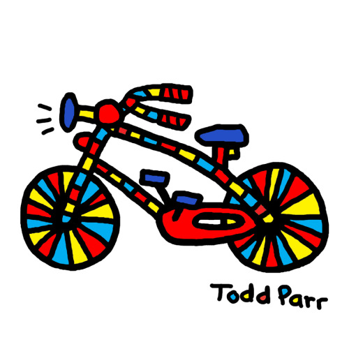 Todd Parr is an Author/Illustrator of children's books in Berkeley, CA. http://www.toddparr.com/