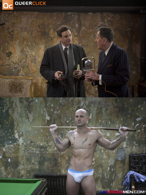 See Proof That The King's Speech Was Filmed on a Gay-Porn Set | Vulture