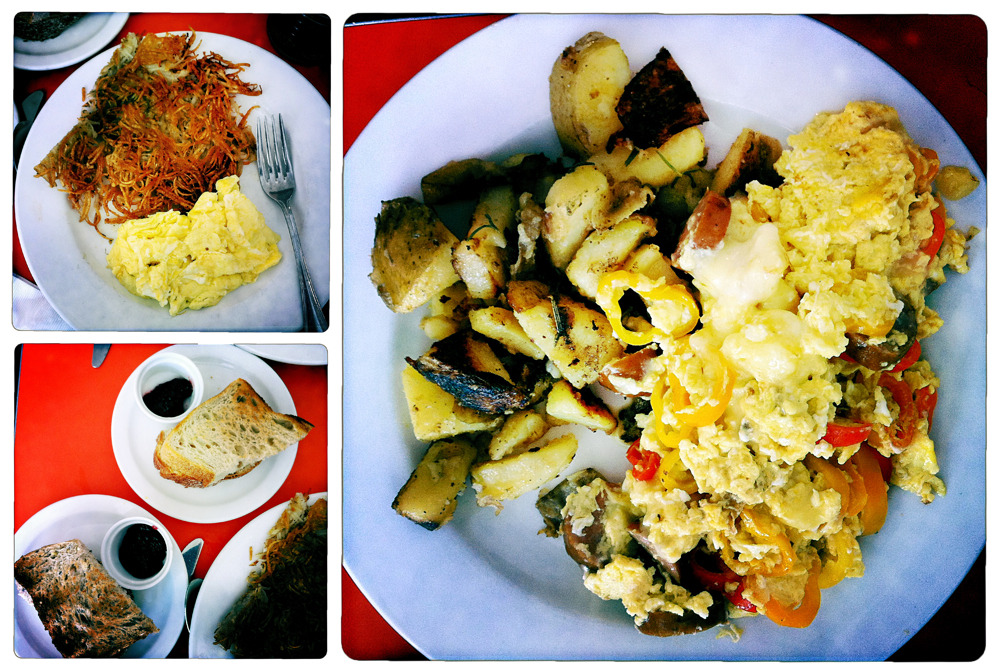 More of Matt's Big Breakfast!