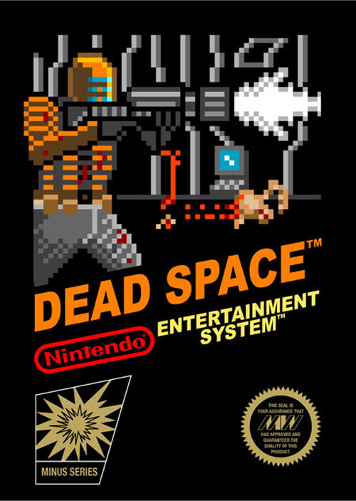 Dead Space NES - by Minus Series