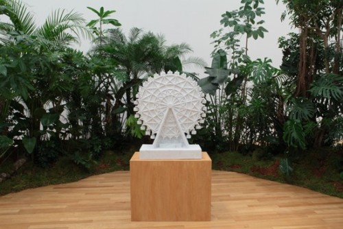 "Yutaka Sone, Installation view of the exhibition ""Perfect Moment"" at Tokyo Opera City Art Gallery, 2011. Photo Keizo Kioku, courtesy Yutaka Sone and David Zwirner, New York."